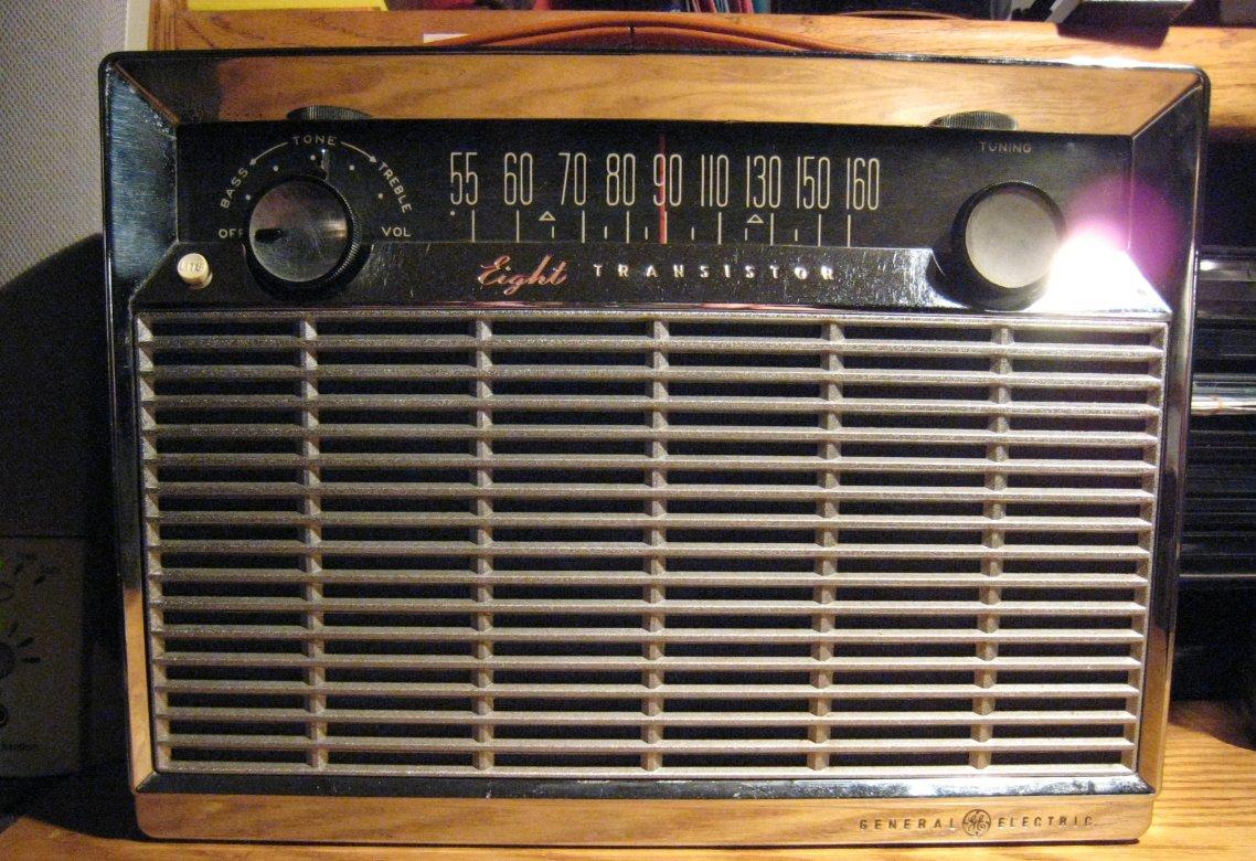 GE P780   radiojayallen