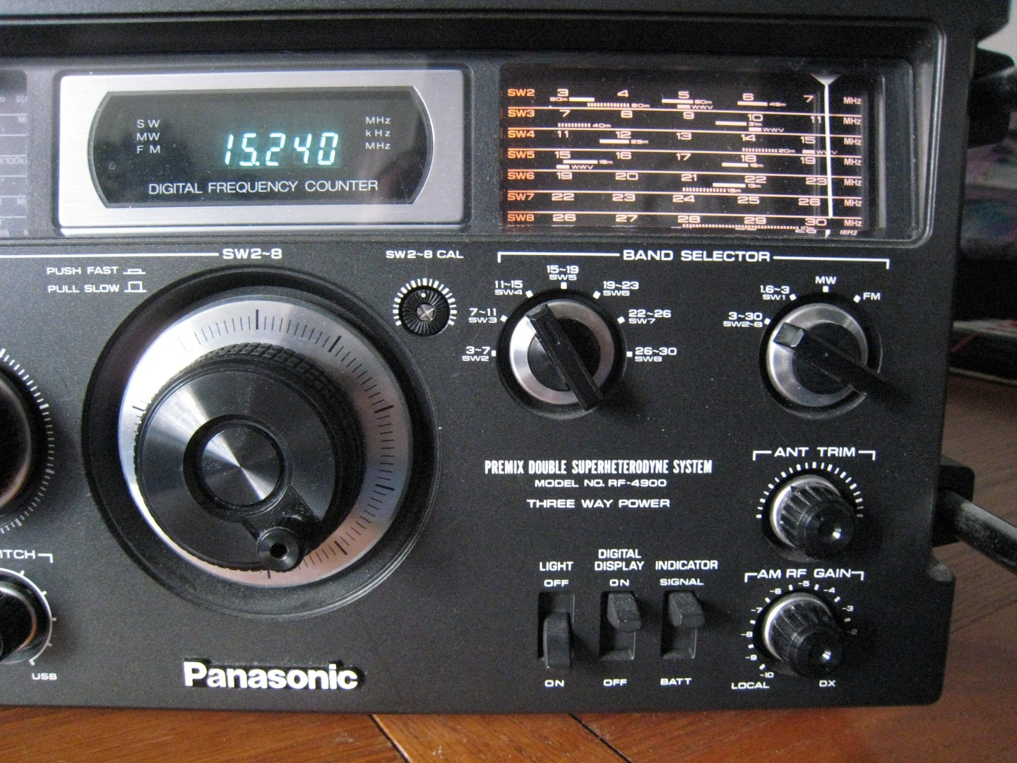 Panasonic RF-4900/DR49 | radiojayallen on panasonic portable multiband receiver, panasonic rf 5000, panasonic rf-4800,