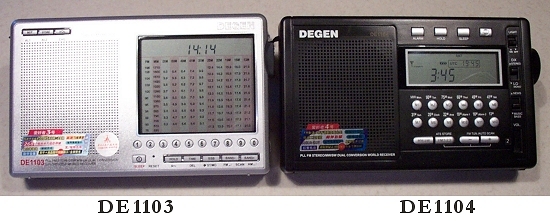 Degen DE-1104 | radiojayallen