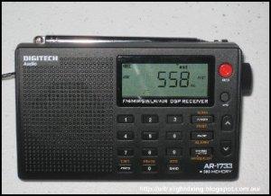 Digitech AR-1733