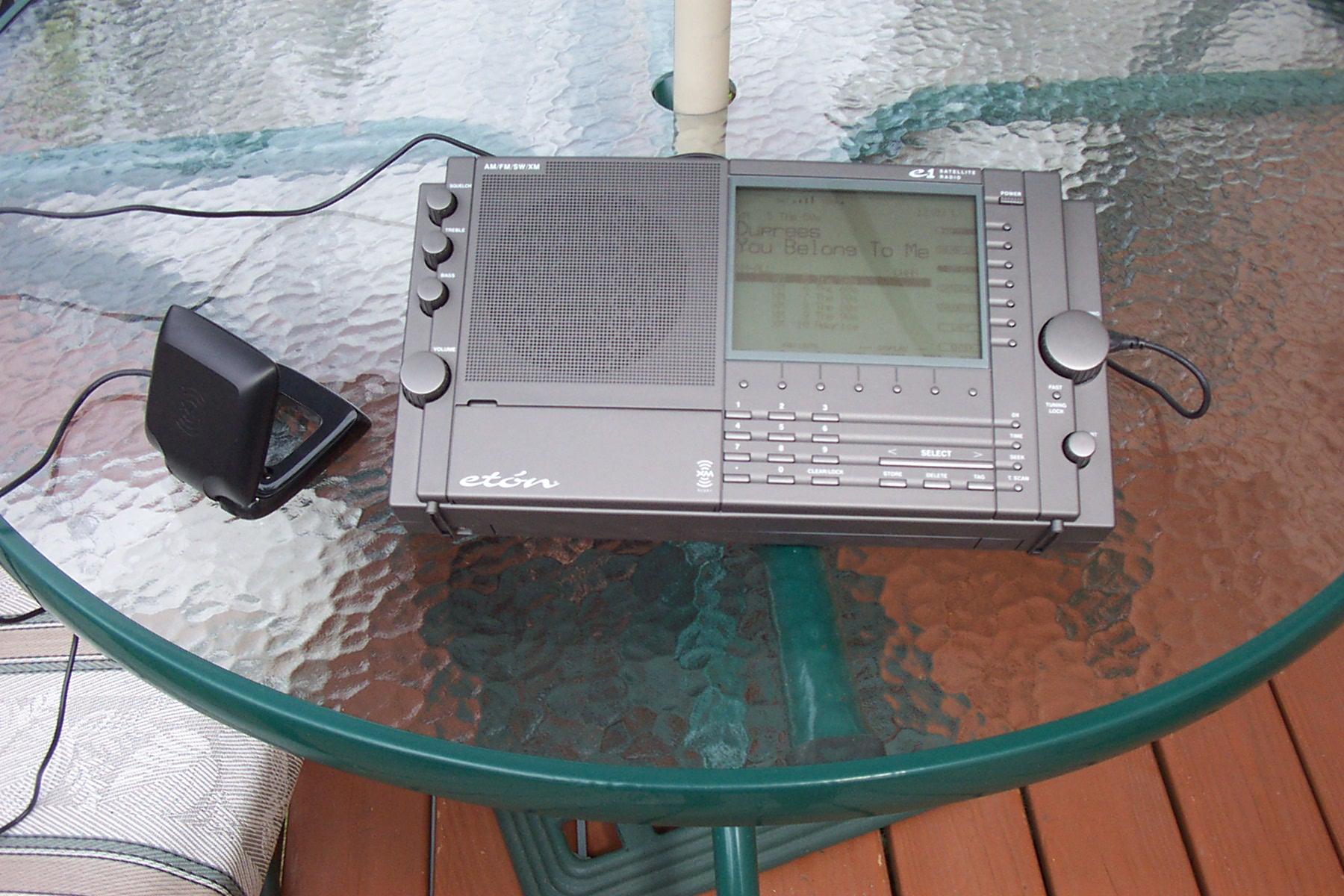 Eton E1XM Alt | radiojayallen