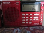 Tecsun PL-210 Red