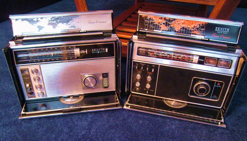 Zenith R-7000 Trans-0ceanic | radiojayallen