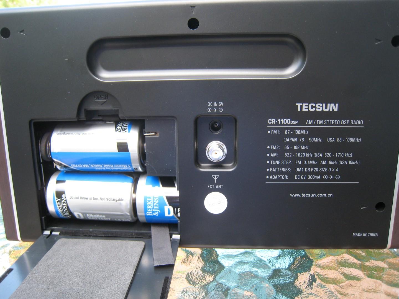Two Inexpensive Am Fm Portables Sony Icf 38 Tecsun Cr 1100 Low Cost Radio