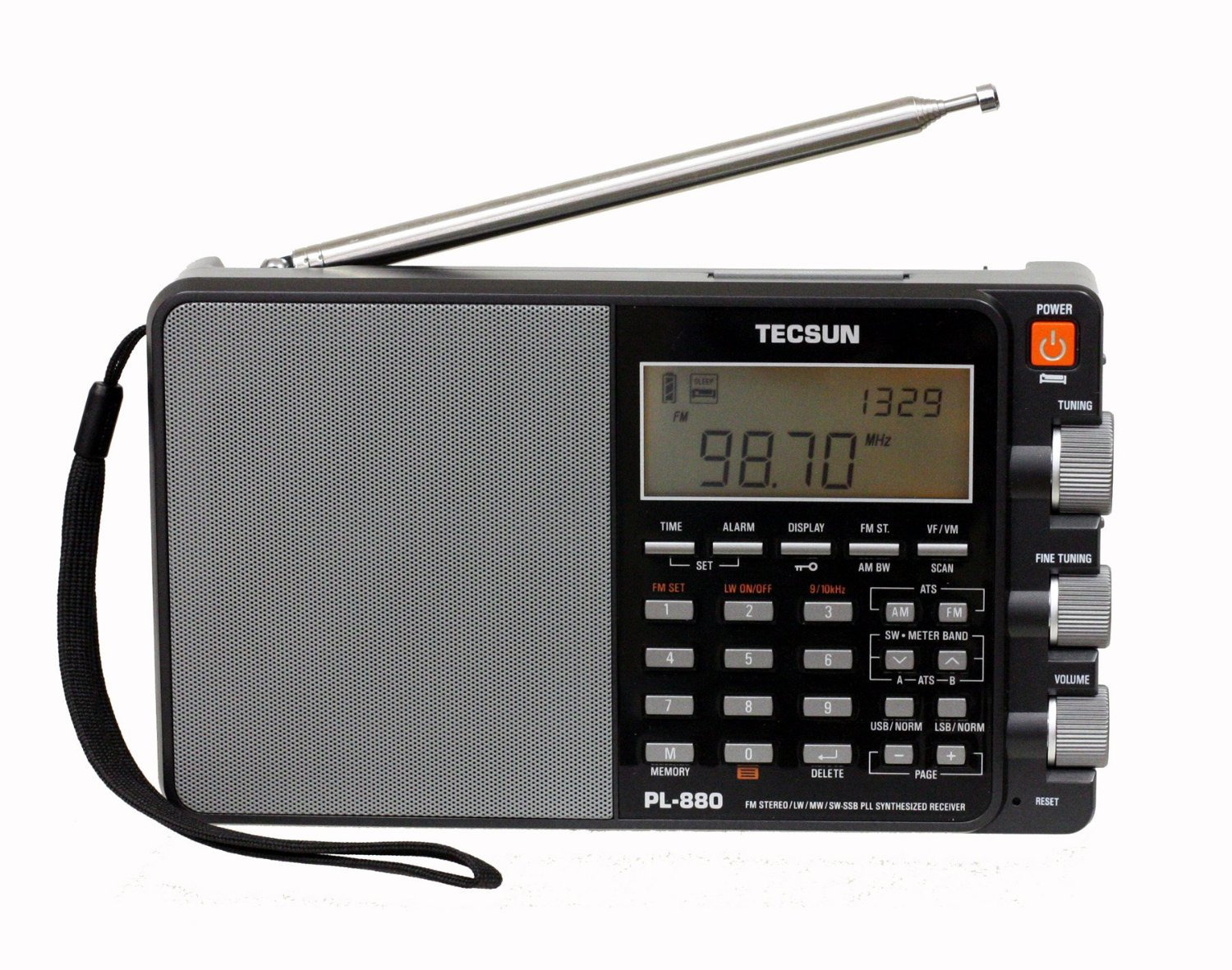 tecsun pl 880 am fm sw ssb portable radio radiojayallen. Black Bedroom Furniture Sets. Home Design Ideas