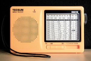 Tecsun R-9012 yellow (Large)