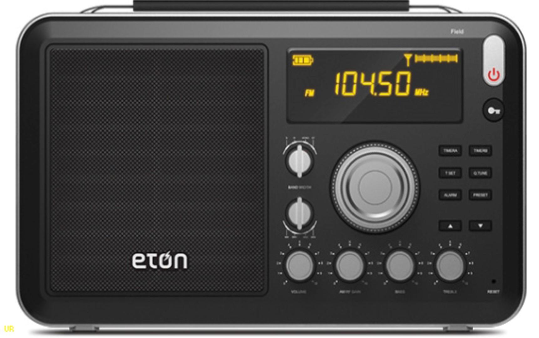 Eton/Grundig Field 550 | radiojayallen