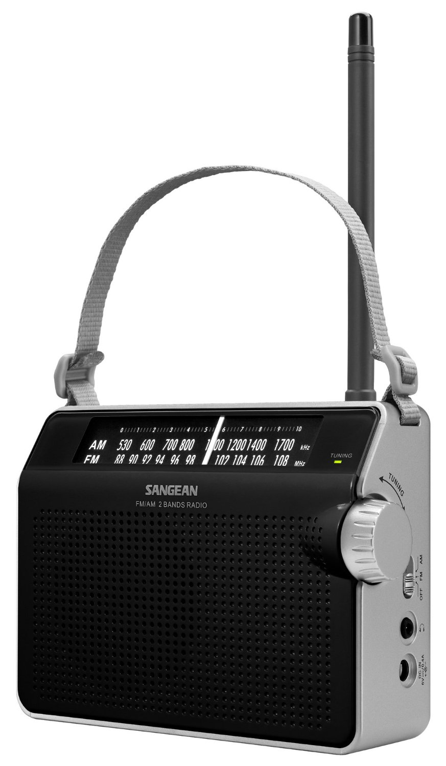 Sangean Pr D6 Am Fm Portable Radio Radiojayallen Low Cost A Surprising 30