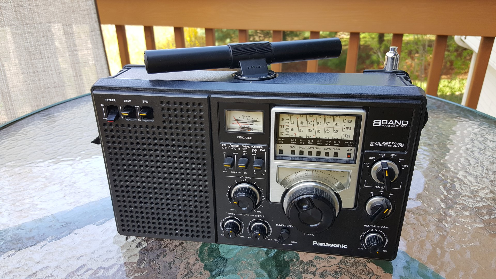 Panasonic Rf 2200 Radiojayallen 3 Way Switch The Quest To Find And Restore