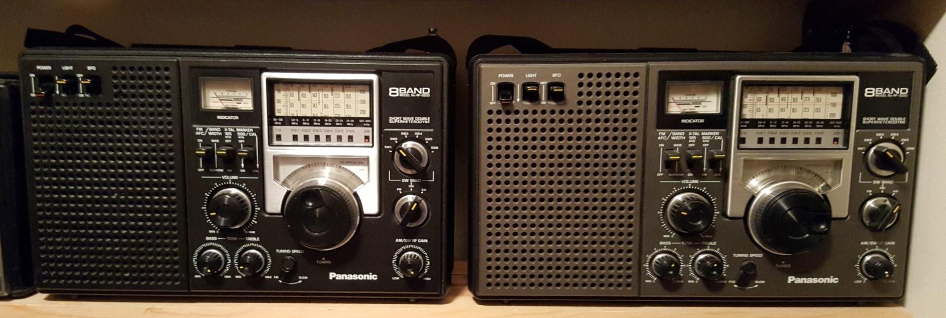 Panasonic RF-2200 | radiojayallen
