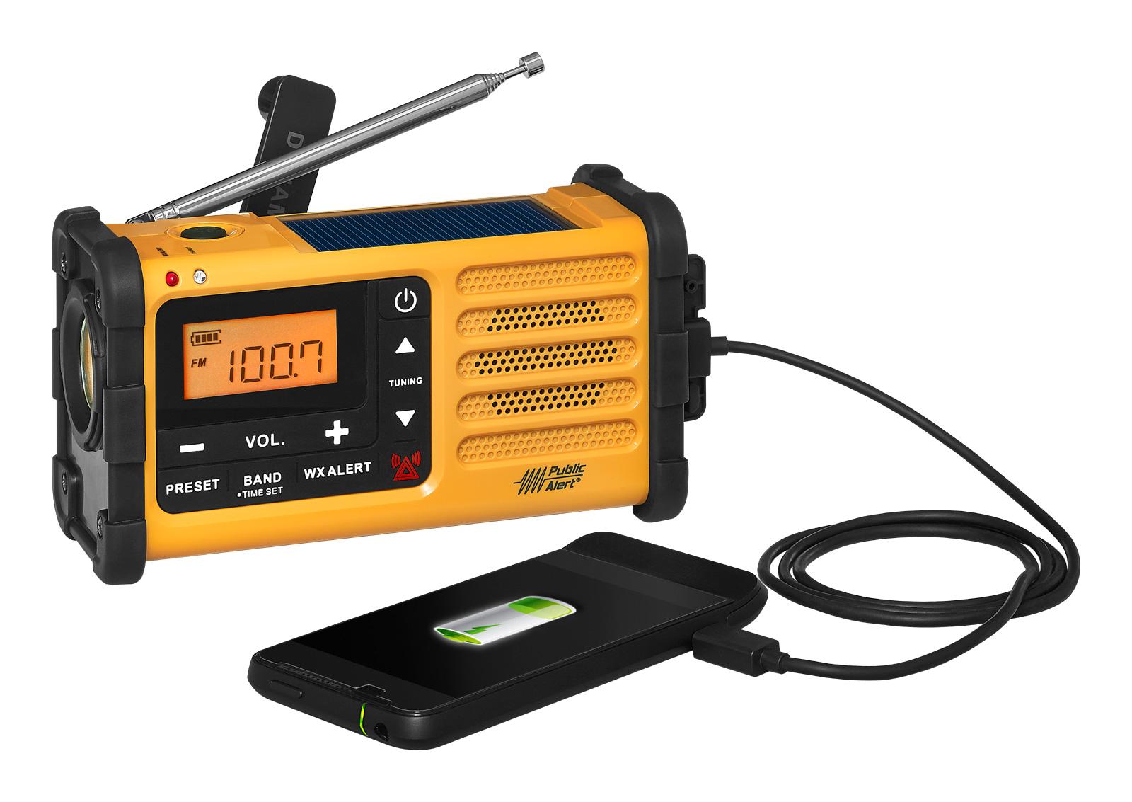 Sangean MMR-88 Emergency Radio | radiojayallen
