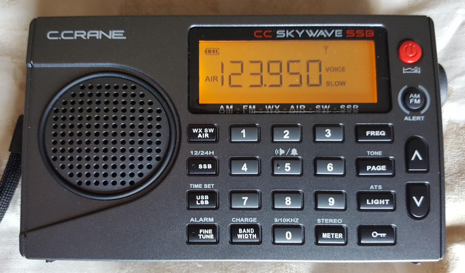 C Crane Cc Skywave Ssb Radio Radiojayallen