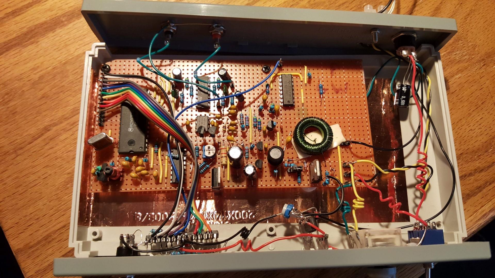 Cuthbert AM Stereo C-Quam Transmitter Kit | radiojayallen on